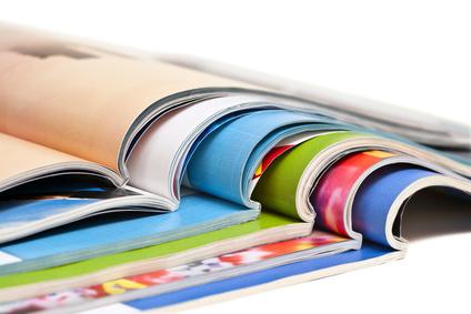 Catalogues présentant vos produits